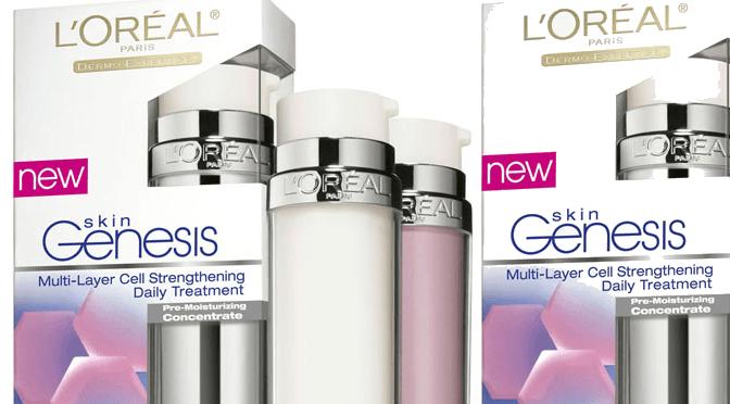 L'Oreal Skin Genesis Serum Concentrate Review