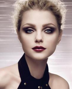 jessica-stam makeup tips