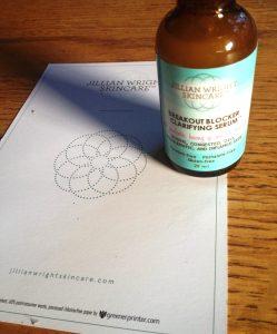 Jillian Wright Skincare Breakout Blocker Acne Serum Review