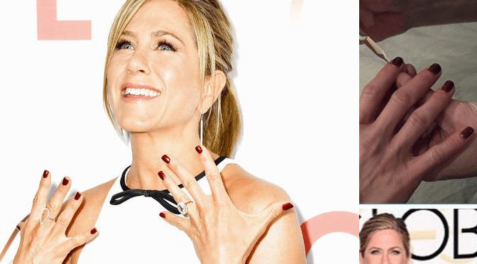 Jennifer-Aniston-Nail-Polish-Loreal-Globes