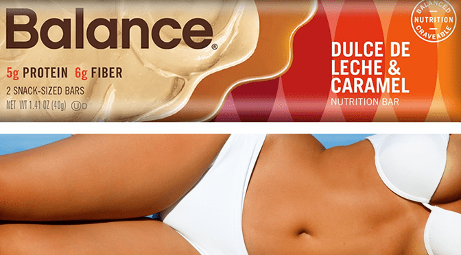 balance bikini bar body