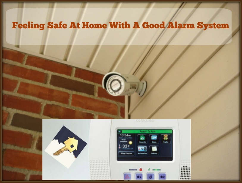 Feeling Safe At Home With A Good Alarm System - Sassy Townhouse Living