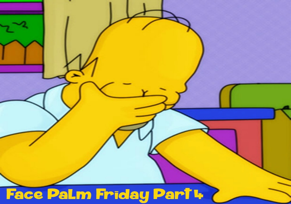 FacePalm Friday Part 4 - Sassy Townhouse Living
