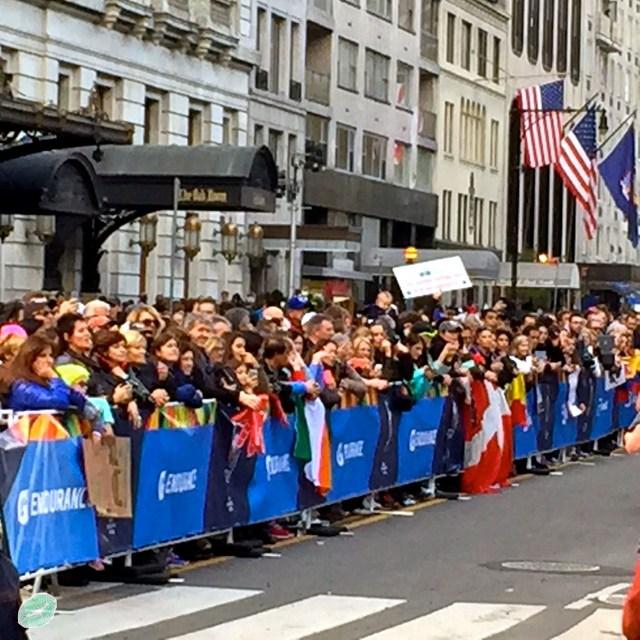 Marathon NY fans