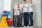 Ab 1. Januar gibts mehr Geld - die neuen Löhne in der Gebäudereinigung