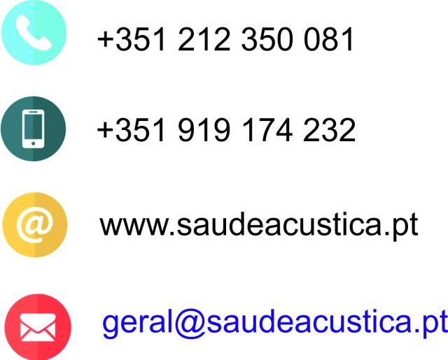 Contactos Saude Acustica