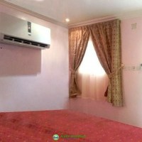 SAR 6000 / day -LUXURY UNFURNISHED ROOMS IN VILLA BEHIND MARRIOTT HOTEL BACHELOR