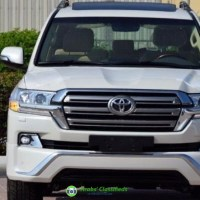 Land Cruiser Toyota 2018 GCC spec