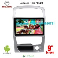 Brilliance H330 H320 Car radio GPS android