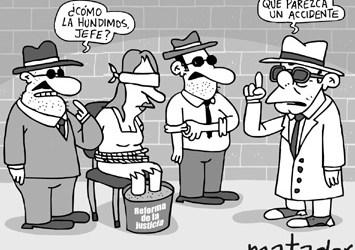 caricatura archivo reforma justicia