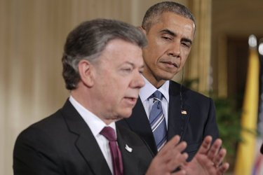 Santos-Obama