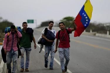 venezolanos-a-pie