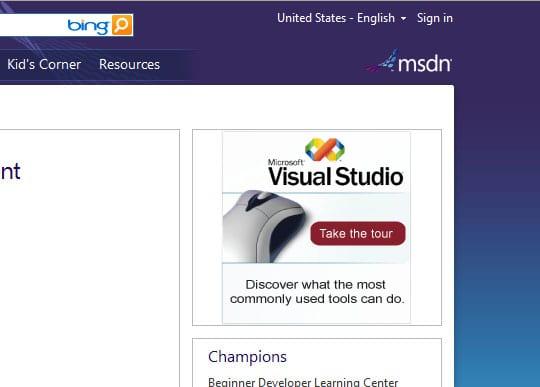 msdn 15 Best Websites that can make you a Web Designer