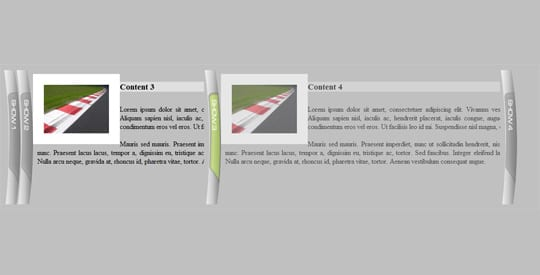 horizontalAccordion 20 Best And Highly Useful jQuery Tutorials For Designers And Beginners