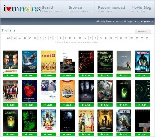 i heart movies e1275378167217 Top 10 Social Networking Websites For Movie Lovers