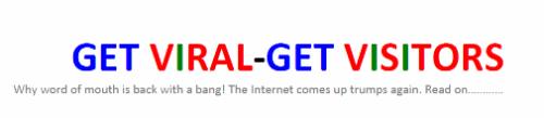 10Get Viral Get Visitors 20 Best Free E books To Enhance Your Blogging Career