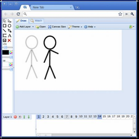 ajax animator 25 Amazing But Free Google Chrome Web Apps You Should Try Out Now