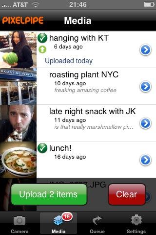 pixelpipe Top 100 Best Free iPhone 4 Apps