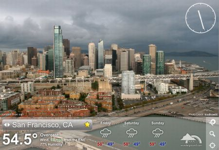 weather underground 25 Amazing But Free Google Chrome Web Apps You Should Try Out Now