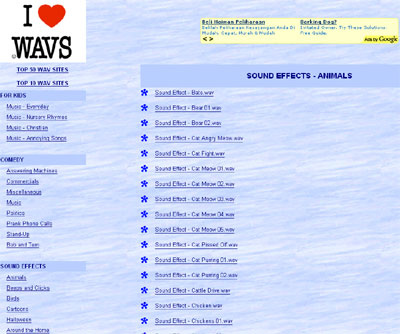 I Love Waves 50+ Best Sites To Download Free Sound Effects