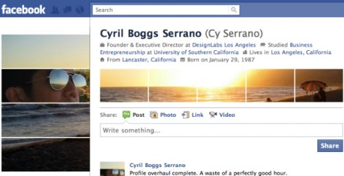 new facebook profile hack15 e1293996695674 35 Most Amazing And Creative Examples Of New Facebook Profile Page Design