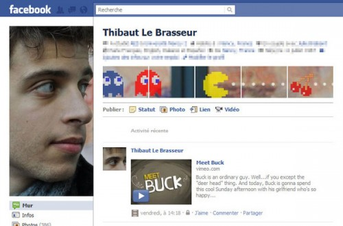 new facebook profile hack9 e1293995884728 35 Most Amazing And Creative Examples Of New Facebook Profile Page Design