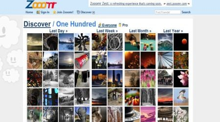 zooomr1 Best Photo Sharing Sites To Create Photography Portfolios