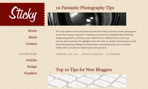 screen capture 13 e1299565984870 8 Fantastic Tutorials On How To Build Your Own Custom WordPress Theme