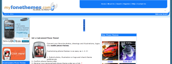 Mobile Phone Themes