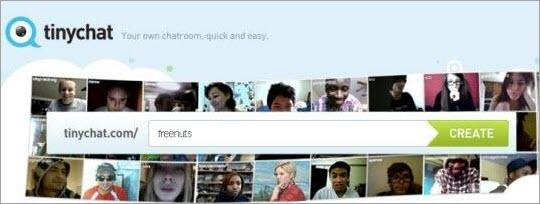 best free chat room - tinychat