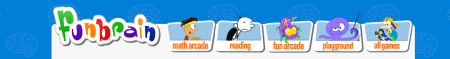 FunBrain.com About Us 450x59 25 Great Websites For Learning Maths