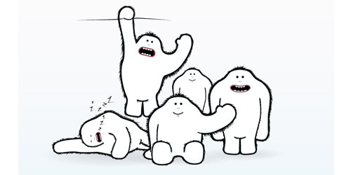 charac2 80 Excellent Adobe Illustrator Cartoon Tutorials