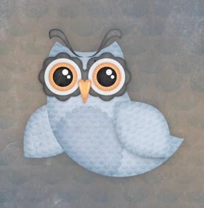 elegant patterned vector owl 80 Excellent Adobe Illustrator Cartoon Tutorials