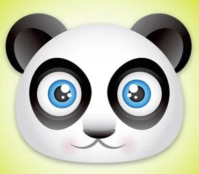 panda 80 Excellent Adobe Illustrator Cartoon Tutorials