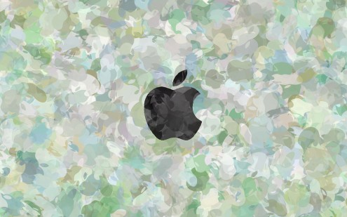 uniqueapple e1273318764758 35 Most Beautiful Widescreen Wallpapers of Apple