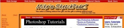 551 e1269083009149 60 Best Photoshop Tutorial Sites For Beginners to Advanced