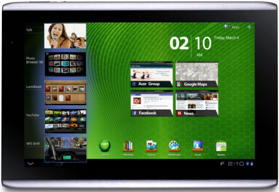 acer iconia a500 Ultimate Guide to Tablets
