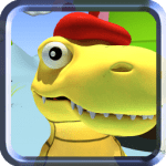 talking dino 150x150 20 Awesome Free Apps For Android Tablet that Kids will Love
