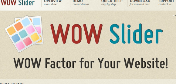 wowslider 580x278 43 Best jQuery Carousel Sliders, Plugins, Tutorials and Examples