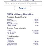 17. issrn 150x150 25 Awesome Library Apps For Your iPad