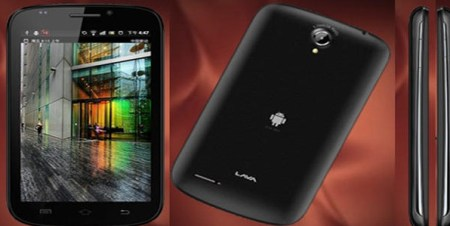 Lava IRIS 501 450x226 7 Best 5 inch Indian Dual Sim Phablets with Cheaper Price Tag (Below 15k)
