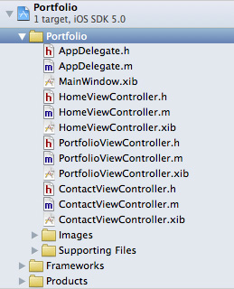 12 view controllers added to navigator1 How to Make An App for iOS Platform With Simple Steps