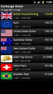 Exchange Rates 100 Best Free Android Apps for Superusers