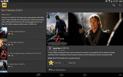 IMDb Movies TV 100 Best Free Android Apps for Superusers
