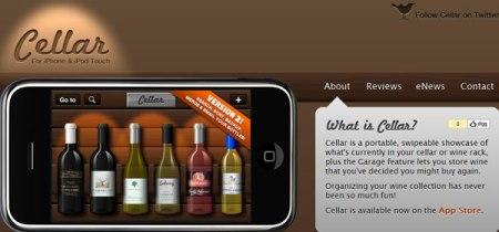 Cellar App