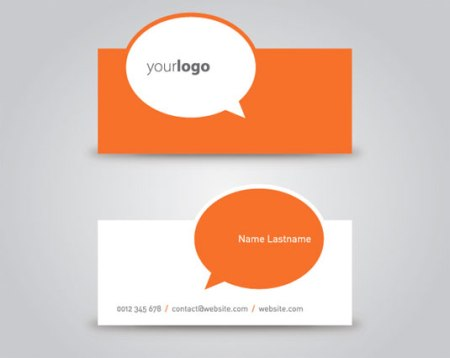 Die Cut 450x358 75 Best Free Business Card Templates Worth Downloading