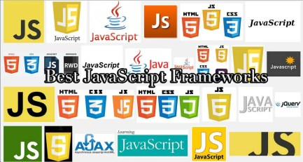 Best JavaScript Frameworks for Web Designers