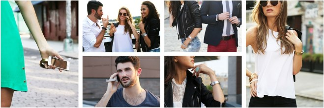 QBracelet – A Smartphone Charger with Extra Style
