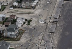 Hurricane Sandy Survey