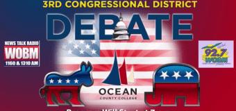 WATCH: Ocean County NJ-03 Debate